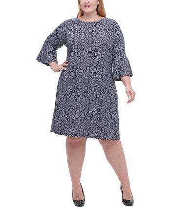 Вязаное платье больших размеров Tommy Hilfiger