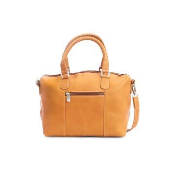 Кожаная сумка-портфель Overnight Royce Leather
