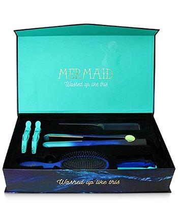8-шт. Набор для выпрямления волос Mermaid от PUREBEAUTY Salon & Spa ARIA