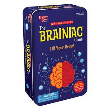 Scholastic Brainiac Tin от University Games University Games