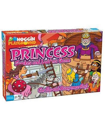 Принцесса Змей и Лестницы Игра Noggin Playground