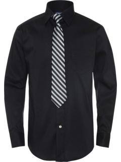 Классическая рубашка с длинным рукавом и подходящим галстуком CHAPS