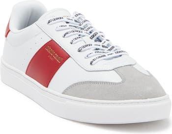 Кожаные кроссовки Roberto Cavalli