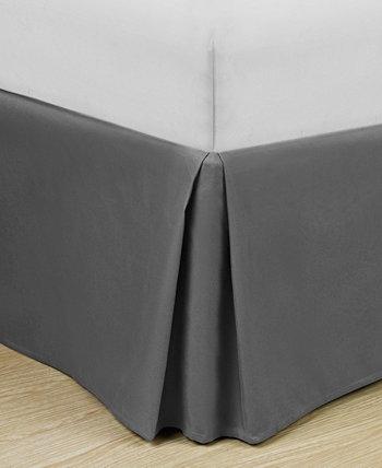Юбка с кроватью размера «king-size» и плиссе из микрофибры Home Basic Easy Fit 14 дюймов Swift Home