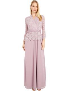 Платье из двух частей с рукавами 3/4 MARINA