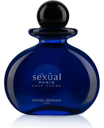 Michael Germain Туалетная вода Paris Pour Homme в сексуальном стиле, 4,2 унции Michel Germain