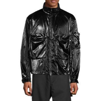Металлическая летная куртка Y-3