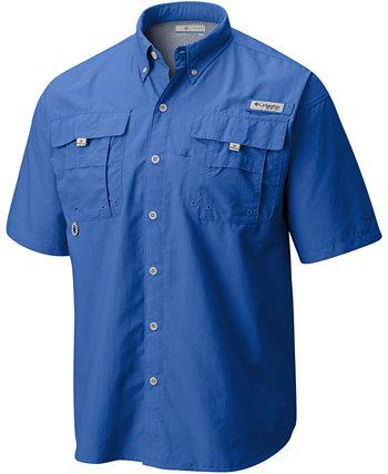 Мужская рубашка с короткими рукавами Big & Tall PFG Bahama II Columbia