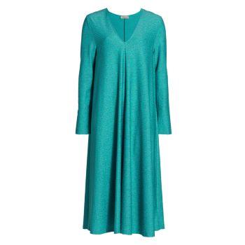 Платье прямого кроя Lauren с блестками STINE GOYA
