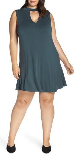 Платье с плиссированной юбкой Esperanza с вырезом и каплевидным вырезом LEMON TART
