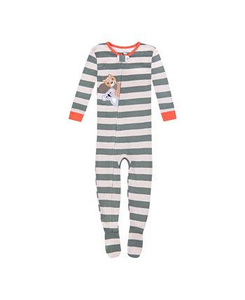 Цельнокроеное платье для мальчиков Koala baby