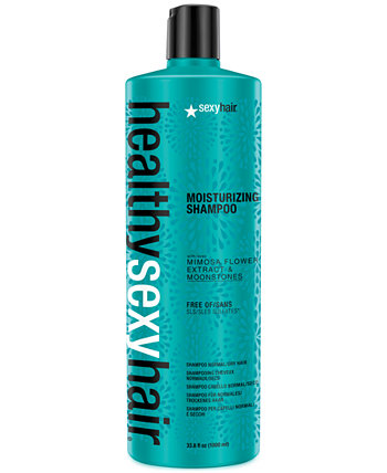 Увлажняющий шампунь Healthy Sexy Hair, 33,8 унции, от PUREBEAUTY Salon & Spa Sexy Hair