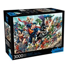 Водолей DC Comics Superheroes Пазл из 3000 частей Aquarius