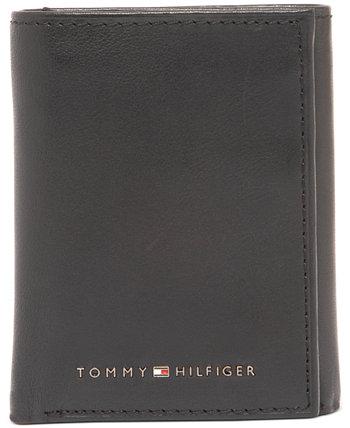 Мужской кошелек Tri-Fold RFID Tommy Hilfiger