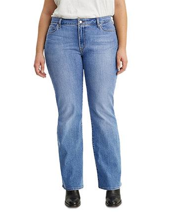 Модные классические джинсы большого размера 415 Bootcut Levi's®