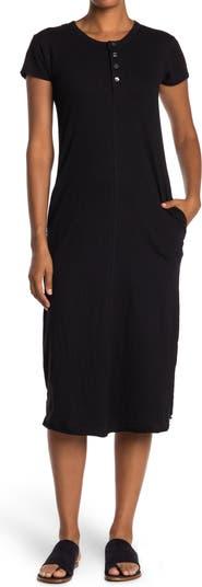 RD STYLE Платье с короткими рукавами на Хенли Cloth By Design