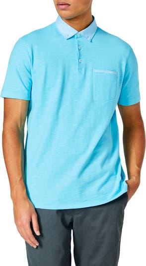 Рубашка-поло из хлопкового джерси Good Man Brand