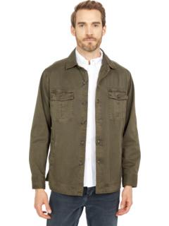 Куртка-рубашка в стиле милитари THE NORMAL BRAND