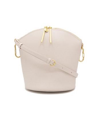 Кожаная сумка через плечо Belay Zip Top Zac Posen