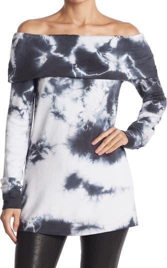 Свитер Popover с открытыми плечами Go Couture