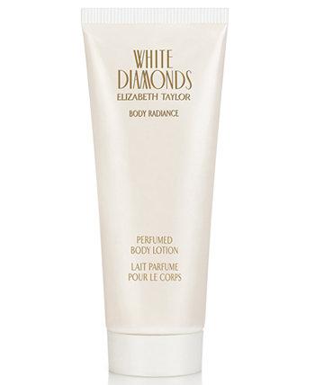 White Diamonds Парфюмированный лосьон для тела, 6,8 унции. Elizabeth Taylor