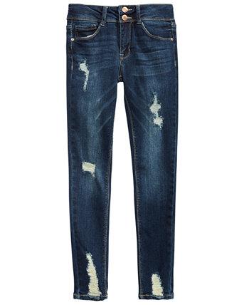 Большие девочки рваные джинсы Imperial Star