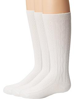 Бесшовные классический стиль Six Pack (малыш / маленький ребенок / большой ребенок / взрослый) Jefferies Socks
