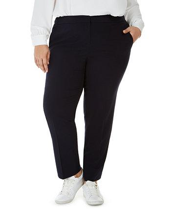 Модные брюки размера плюс, созданные для Macy's Bar III