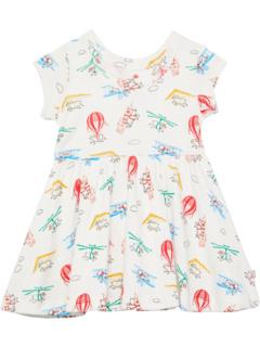 Платье Twirl Flying Pigs (Младенцы / Малыши) Finn + emma