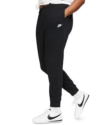 Брюки из флиса Essential больших размеров Nike