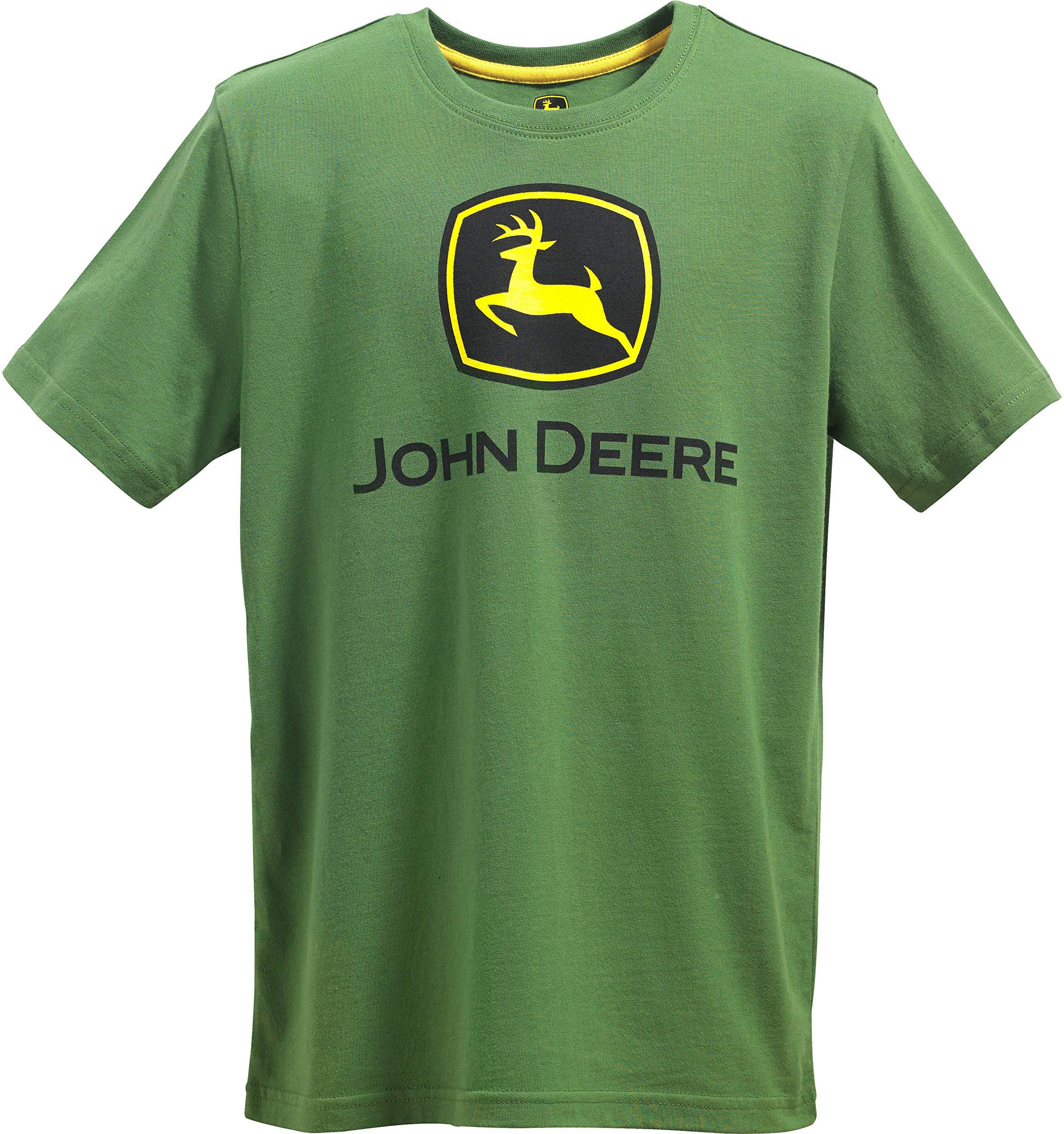 Logo Tee John Deere