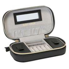 Коробка-органайзер для дорожных украшений на молнии из искусственной кожи Simplify Simplify