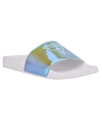 Женские сандалии Savan на плоской подошве GUESS