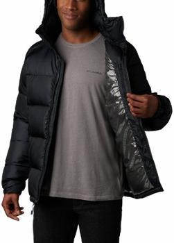 Утепленная куртка с капюшоном Pike Lake - Черный - Для мужчин Columbia