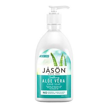 Jason Soothing Aloe Vera Hand Soap 16-oz. JASON