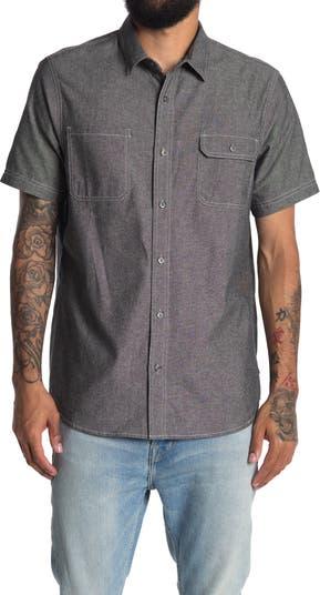 Универсальная рубашка из шамбре UNION DENIM