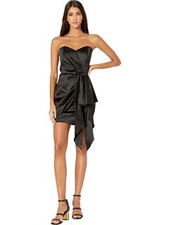 Мини платье Hilary Bardot