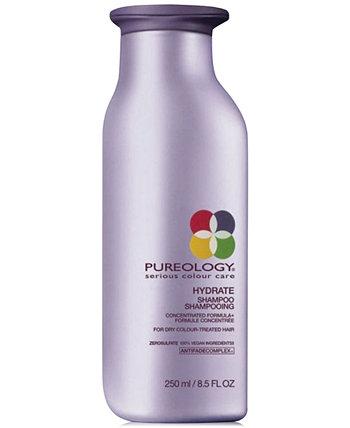Увлажняющий шампунь, 8,5 унций, от PUREBEAUTY Salon & Spa Pureology