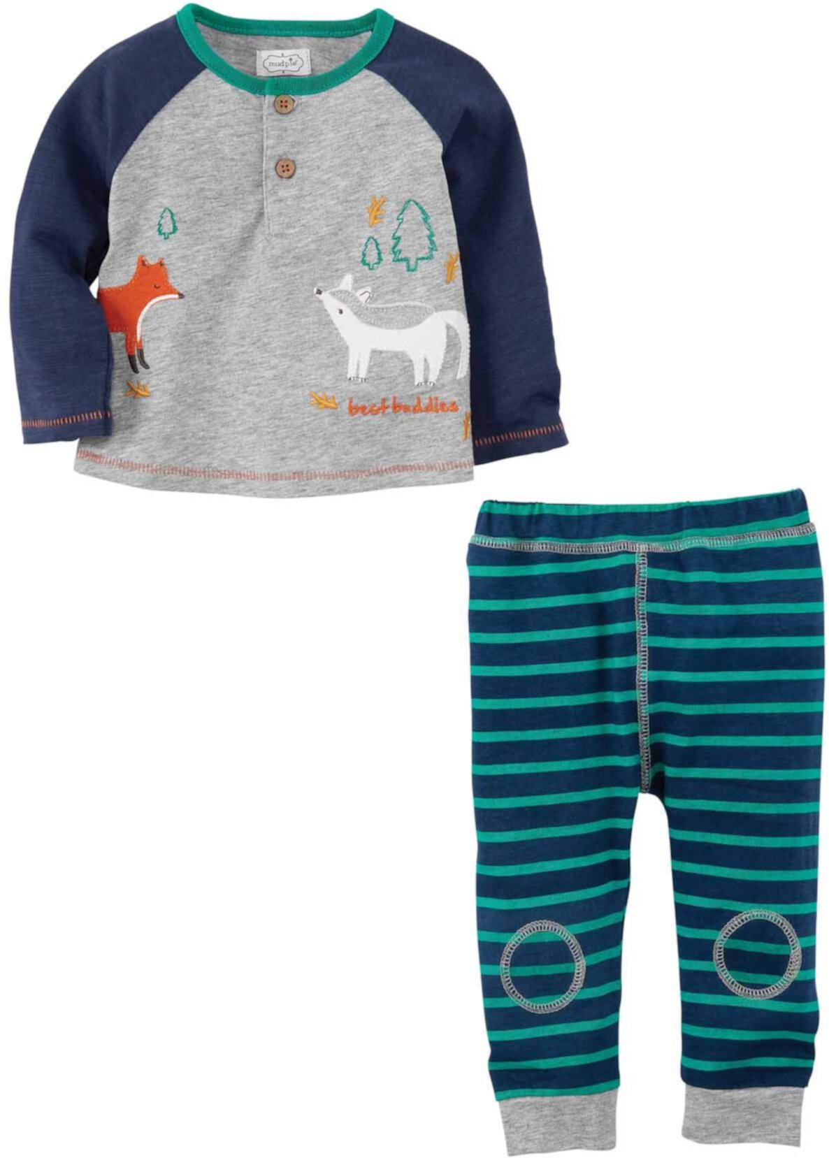 Play All Day 2 Pc Set Mud Pie