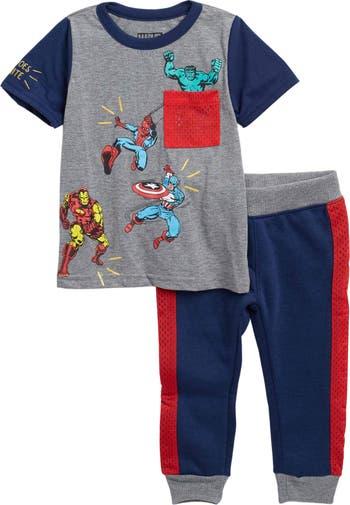 Комплект бегунов Avengers Hero Jogger HAPPY THREADS