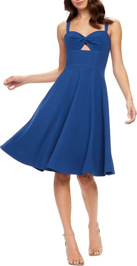 Коктейльное платье миди Bianca Sweetheart Dress the Population