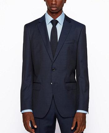 Приталенная мужская куртка BOSS Huge6 BOSS Hugo Boss
