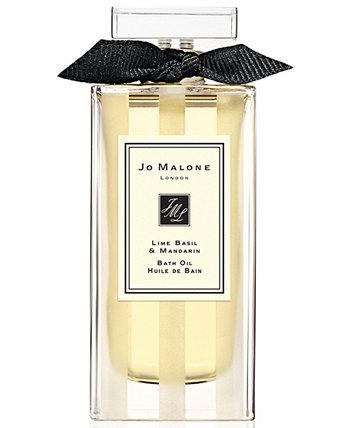Масло для ванн с лаймом и базиликом, 1 унция. Jo Malone London