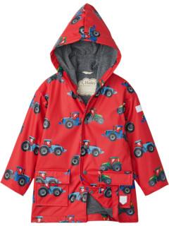 Farm Tractors Raincoat (Toddler/Little Kids/Big Kids) Hatley Kids