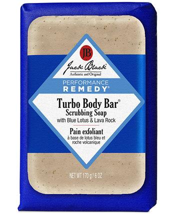 Turbo Body Bar® Чистящее мыло, 6 унций Jack Black