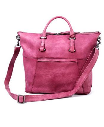 Кожаная сумка через плечо Sunny Grove Old Trend