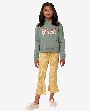 Трикотажные брюки с принтом для больших девочек Sloan O'Neill