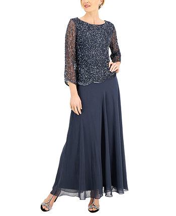 Платье из бисера J Kara