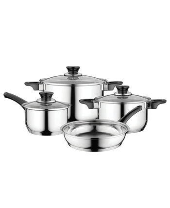 Набор посуды для гурманов Essentials с ручками, 7 предметов BergHOFF