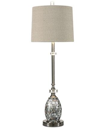 Настольная лампа Ceredano Capiz Shell Buffet Uttermost